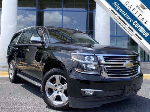 2016 Chevrolet Tahoe for sale at Capital Cadillac of Atlanta in Smyrna GA