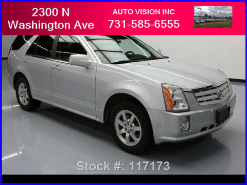 2009 Cadillac SRX for sale at Auto Vision Inc. in Brownsville TN