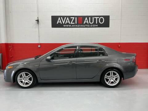 2008 Acura TL for sale at AVAZI AUTO GROUP LLC in Gaithersburg MD