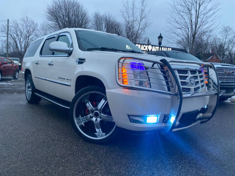 2007 Cadillac Escalade ESV for sale at Rite Track Auto Sales in Canton MI