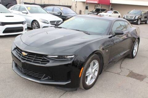 2019 Chevrolet Camaro for sale at Road Runner Auto Sales WAYNE in Wayne MI