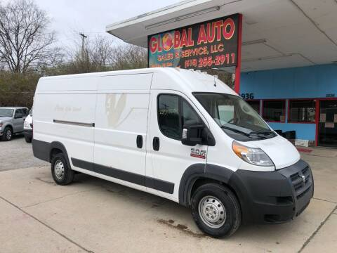 2018 RAM ProMaster Cargo for sale at Global Auto Sales and Service in Nashville TN