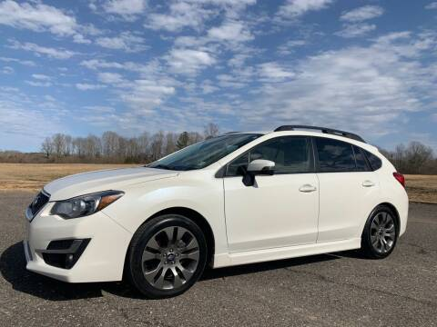 2016 Subaru Impreza for sale at LAMB MOTORS INC in Hamilton AL