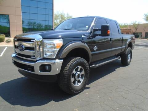 2016 Ford F-350 Super Duty for sale at COPPER STATE MOTORSPORTS in Phoenix AZ