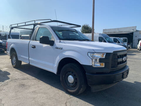 2017 Ford F-150 for sale at Best Buy Quality Cars in Bellflower CA