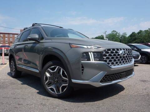 2021 Hyundai Santa Fe for sale at Mirak Hyundai in Arlington MA