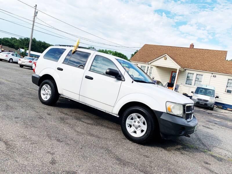 2007 Dodge Durango for sale at New Wave Auto of Vineland in Vineland NJ