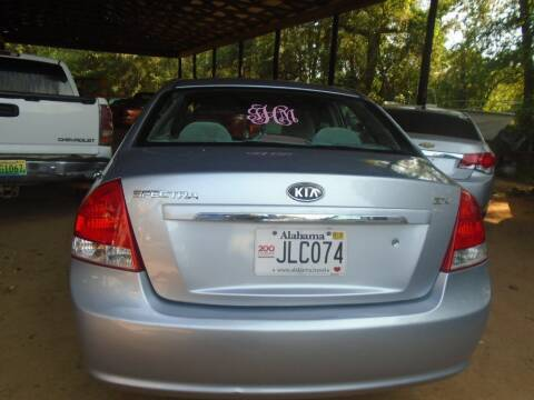 2007 Kia Spectra for sale at Alabama Auto Sales in Semmes AL