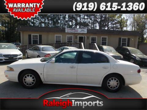 2004 Buick LeSabre for sale at Raleigh Imports in Raleigh NC