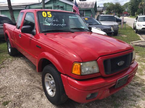 2005 Ford Ranger for sale at Castagna Auto Sales LLC in Saint Augustine FL