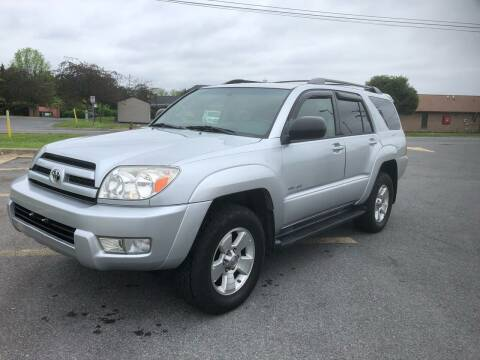 2004 Toyota 4Runner for sale at PREMIER AUTO SALES in Martinsburg WV