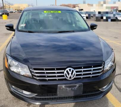 2014 Volkswagen Passat for sale at Wisdom Auto Group in Calumet Park IL