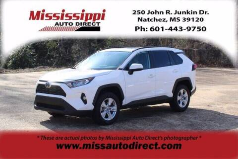 2019 Toyota RAV4 for sale at Auto Group South - Mississippi Auto Direct in Natchez MS