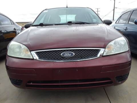 2007 Ford Focus for sale at Auto Haus Imports in Grand Prairie TX