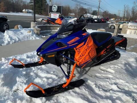 2020 Yamaha Sidewinder X-TX SE 146 for sale at GT Toyz Motor Sports & Marine - GT Toyz Powersports in Clifton Park NY