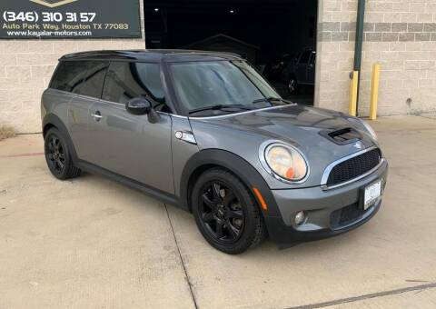 2009 MINI Cooper Clubman for sale at KAYALAR MOTORS Mechanic in Houston TX