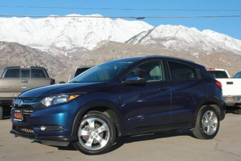 2016 Honda HR-V for sale at REVOLUTIONARY AUTO in Lindon UT
