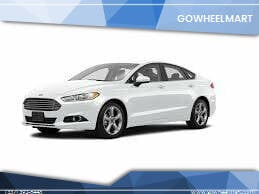 2016 Ford Fusion for sale at GOWHEELMART in Leesville LA