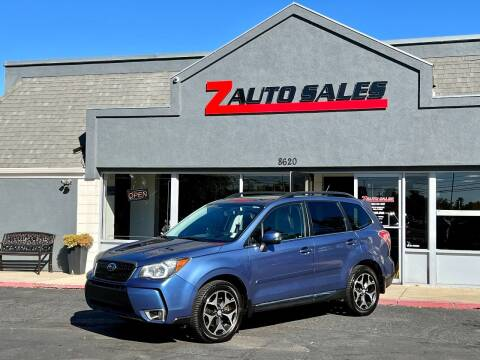 2015 Subaru Forester for sale at Z Auto Sales in Boise ID