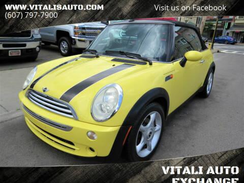 2005 MINI Cooper for sale at VITALI AUTO EXCHANGE in Johnson City NY
