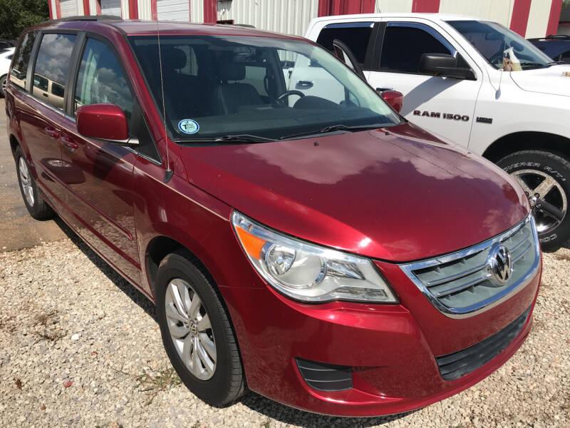2012 Volkswagen Routan for sale at Bay City Auto's in Mobile AL