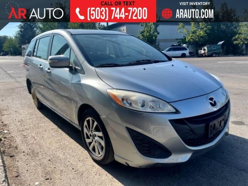 2014 Mazda MAZDA5 for sale in Portland, OR