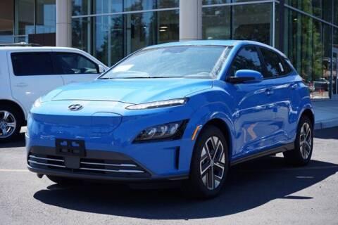 2022 Hyundai Kona EV for sale at Jeremy Sells Hyundai in Edmonds WA