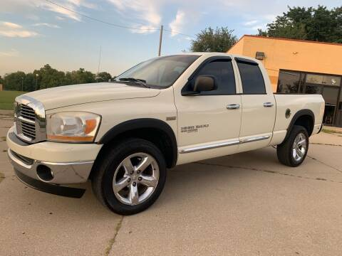 2006 Dodge Ram Pickup 1500 for sale at Xtreme Auto Mart LLC in Kansas City MO