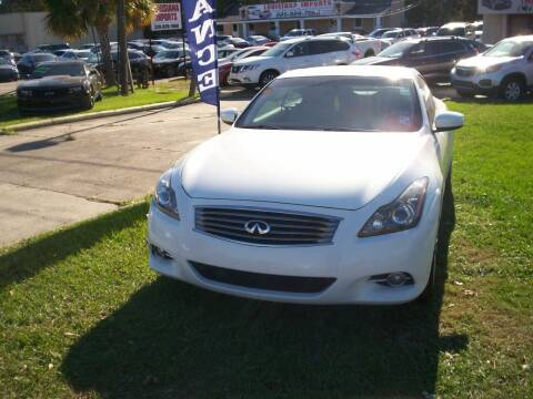 2011 Infiniti G37 Convertible for sale at Louisiana Imports in Baton Rouge LA
