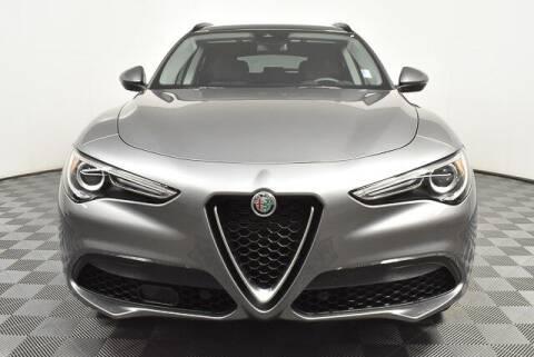 2020 Alfa Romeo Stelvio for sale at Southern Auto Solutions - Georgia Car Finder - Southern Auto Solutions-Jim Ellis Maserati in Marietta GA