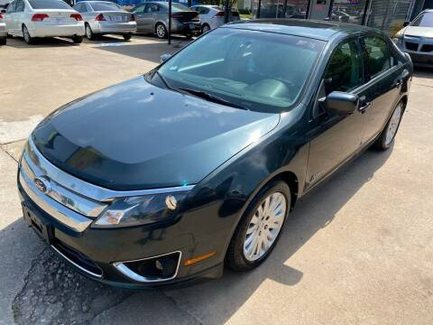 2010 Ford Fusion Hybrid for sale at Cash Car Outlet in Mckinney TX