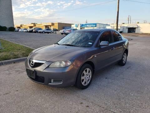 2008 Mazda MAZDA3 for sale at DFW Autohaus in Dallas TX
