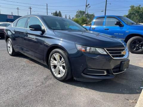 2014 Chevrolet Impala for sale at South Point Auto Plaza, Inc. in Albany NY