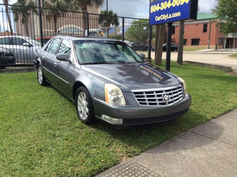 2008 Cadillac DTS for sale at Car City Autoplex in Metairie LA
