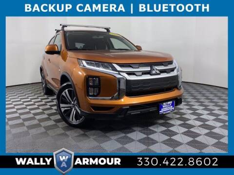2020 Mitsubishi Outlander Sport for sale at Wally Armour Chrysler Dodge Jeep Ram in Alliance OH