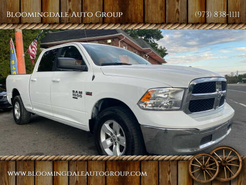 2019 RAM Ram Pickup 1500 Classic for sale at Bloomingdale Auto Group - The Car House in Butler NJ