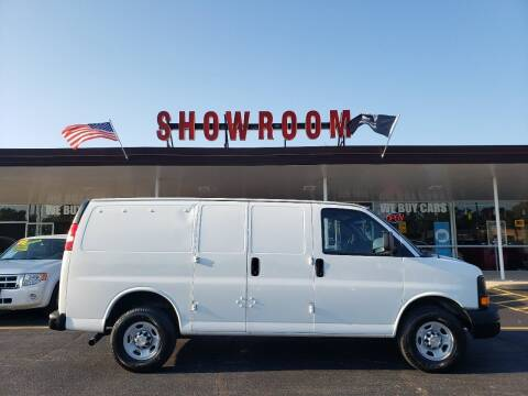 2015 Chevrolet Express Cargo for sale at Premium Motors in Villa Park IL