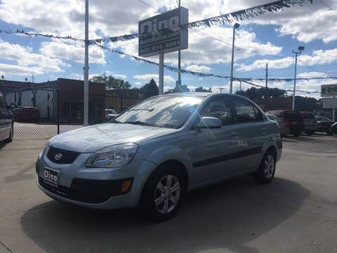 2008 Kia Rio for sale at Dino Auto Sales in Omaha NE