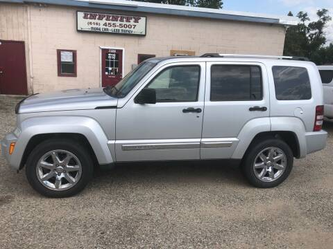 2008 Jeep Liberty for sale at Infinity Auto Group in Grand Rapids MI