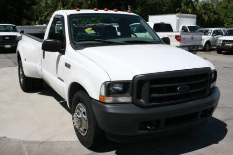 2002 Ford F-350 Super Duty for sale at Mike's Trucks & Cars in Port Orange FL