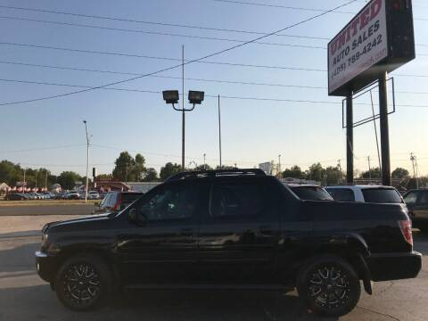 2012 Honda Ridgeline for sale at United Auto Sales in Oklahoma City OK