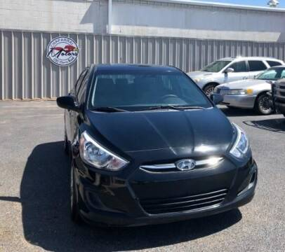 2016 Hyundai Accent for sale at Chaparral Motors in Lubbock TX