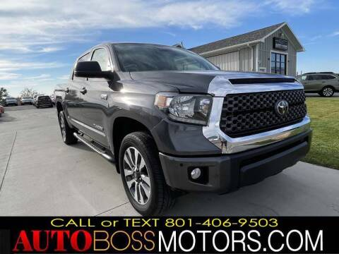2020 Toyota Tundra for sale at Auto Boss in Woods Cross UT