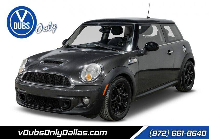 2012 MINI Cooper Hardtop for sale at VDUBS ONLY in Dallas TX