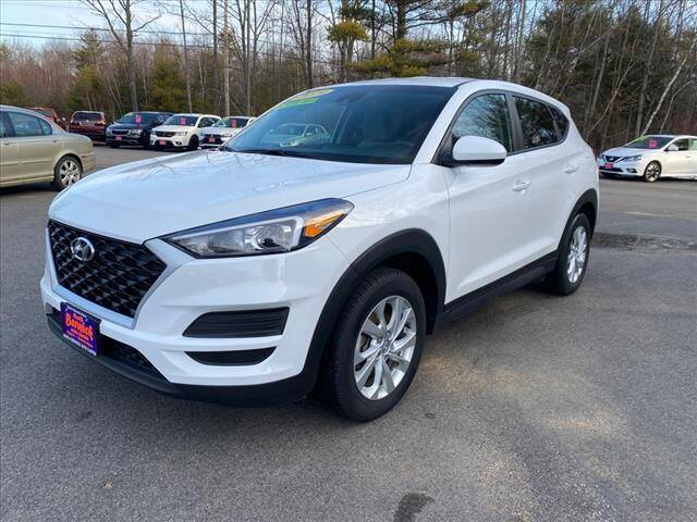 2019 Hyundai Tucson for sale at North Berwick Auto Center in Berwick ME