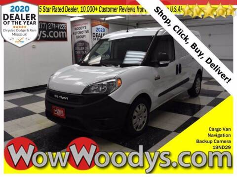2019 RAM ProMaster City Cargo for sale at WOODY'S AUTOMOTIVE GROUP in Chillicothe MO