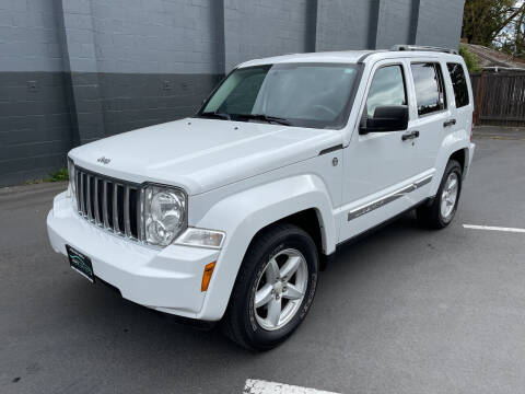 2012 Jeep Liberty for sale at APX Auto Brokers in Lynnwood WA