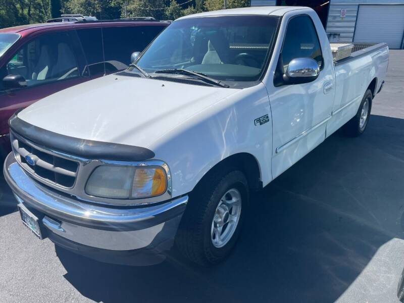 1997 Ford F-150 for sale at 3 BOYS CLASSIC TOWING and Auto Sales in Grants Pass OR