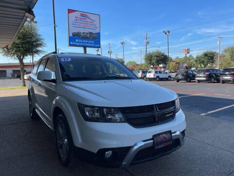 2017 Dodge Journey for sale at Magic Auto Sales in Dallas TX