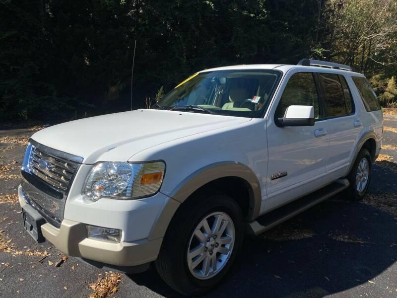 2006 Ford Explorer for sale at Peach Auto Sales in Smyrna GA